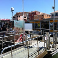 Photo taken at Imbarcadero ACTV Ferrovia by uralkal on 7/17/2014