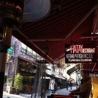 Photo taken at Hatay Restaurant by Maxim B. on 1/2/2013