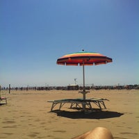 Photo taken at Lido di Spina by Tommaso G. on 5/18/2014