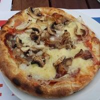 Photo taken at Pizzeria Parma by Vassilis N. on 7/25/2016