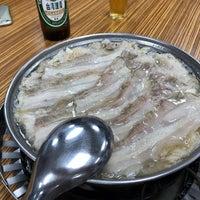 Das Foto wurde bei 長白小館 von kaoru y. am 12/27/2017 aufgenommen