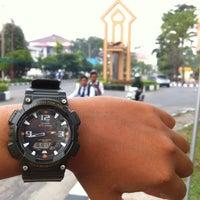 Photo taken at Universitas Islam Riau (UIR) by Gilda P. on 10/10/2014