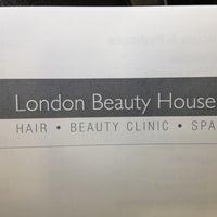 Photo taken at London Beauty House by Athena G. on 6/18/2013