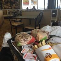 Photo taken at Burger King by Ilya D. on 4/12/2017