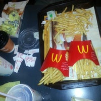 Photo taken at McDonald's by Roy W. on 11/9/2012