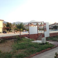 Photo taken at Martıkent Havuz Başı by Hüseyin O. on 7/31/2013
