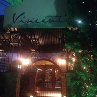 Photo taken at Vincent's Restaurant by Kenneth W. on 10/10/2013