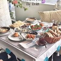 12/6/2016 tarihinde Deniz S.ziyaretçi tarafından Moresi Eskiköy Kahvaltı & Girit Mutfağı'de çekilen fotoğraf