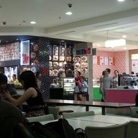 Photo taken at Macquarie Centre Food Court by Chattana S. on 3/21/2013
