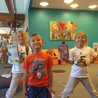 Photo taken at Redwood Shores Branch Library by Alexey P. on 5/11/2014