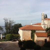 Photo taken at Island Hotel Istra by Jernej K. on 10/17/2012