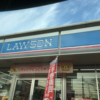 Photo taken at Lawson by あきぃ~ら on 3/19/2016