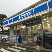 Photo taken at Lawson by あきぃ~ら on 6/7/2016