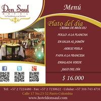 Foto tomada en Hotel Don Saul por Hotel Don Saul el 6/3/2015