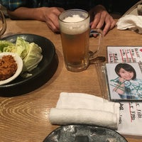 Photo taken at 信州炉端 串の蔵 新宿南口店 by ya-san 1. on 2/6/2016