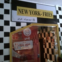 Photo taken at Newyork Fries by SeiF S. on 2/19/2013