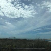 Photo taken at Ningaloo Coral Bay Beach by manitra on 2/19/2016