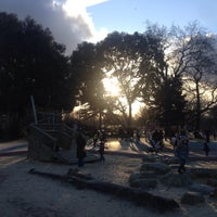 Photo taken at Clissold Park Playground by András N. on 1/17/2015