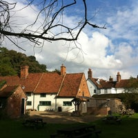 Photo taken at Brocket Arms by András N. on 10/12/2013