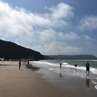 Photo taken at Tresaith Beach by András N. on 7/24/2017
