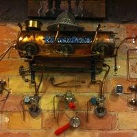 Foto tirada no(a) Tamp & Pull Espresso Bar por András N. em 1/4/2013
