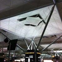 Photo taken at London Stansted Airport (STN) by András N. on 1/9/2013