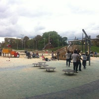 Photo taken at Clissold Park Playground by András N. on 10/5/2013