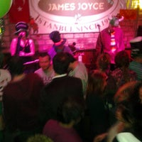 Photo taken at Irish Pub The James Joyce by Nusret Can K. on 3/17/2013