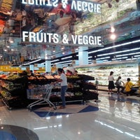 Photo taken at NCCC Mall Grocery by May C. on 1/8/2014