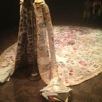 Photo taken at San Jose Museum of Quilts & Textiles by Princess Susannah G. on 5/4/2013