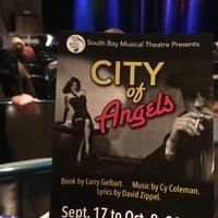 Photo taken at Saratoga Civic Theater by Princess Susannah G. on 10/1/2016
