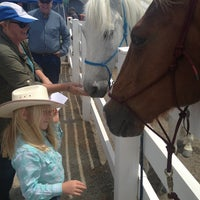 Photo taken at One Step Closer Theraputic Riding by Princess Susannah G. on 6/10/2013