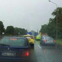 Photo taken at Pārbrauktuve by Alexander L. on 7/19/2013