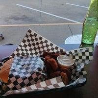 Photo taken at Burger Bueno by Justin B. on 4/20/2013
