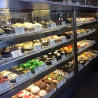 Photo taken at Crumbs Bake Shop by Linda H. on 10/21/2012