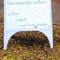 Photo taken at Blue Mountain Coffees by Linda H. on 11/3/2013