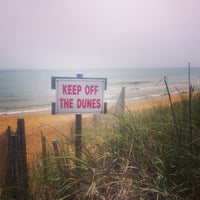 Photo taken at Hillcrest Beach by Linda H. on 6/11/2014