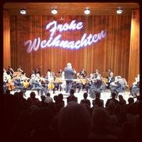 Photo taken at Brandenburger Theater by Mareike B. on 12/25/2013
