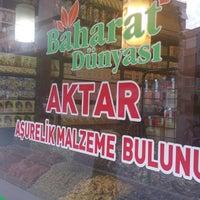 Photo taken at Baharat Dünyası by Nuri S. on 4/12/2015