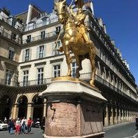 Photo prise au Statue équestre de Jeanne d'Arc par Felipe D. le8/12/2016