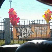Photo taken at Destiny Church by Jess on 10/28/2012