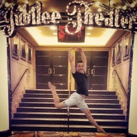 Photo taken at Jubilee! Theater by Jacob R. on 5/1/2013