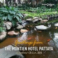 Photo taken at The Montien Pattaya by Naratip N. on 3/25/2015