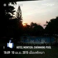 Photo taken at The Montien Pattaya by Naratip N. on 4/10/2015