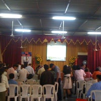 Photo taken at Iglesia Adventista del Séptimo Día de Ilo by Renzo D. on 12/15/2012