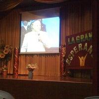 Photo taken at Iglesia Adventista del Séptimo Día de Ilo by Renzo D. on 11/7/2012