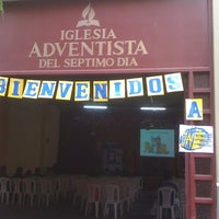 Photo taken at Iglesia Adventista del Séptimo Día de Ilo by Renzo D. on 11/3/2012