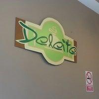 Photo taken at Deleite by Rafael M. on 6/21/2013