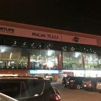 Photo taken at C.C. Molina Plaza by Rafael M. on 10/11/2013