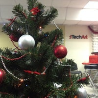 Photo taken at ITechart Group by Евгений К. on 12/15/2012